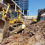 Earth Moving Machine Onsite Repair